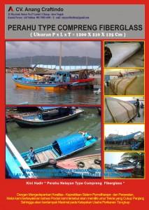 jual perahu nelayan di medan sumatera utara